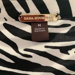 Dana Buchman Tops - Dana Bachman Zebra Print Top Medium